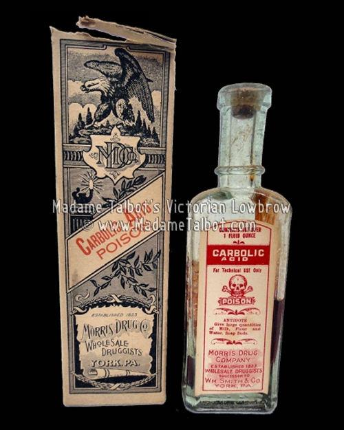 Myer's Victorian Carbolic Acid