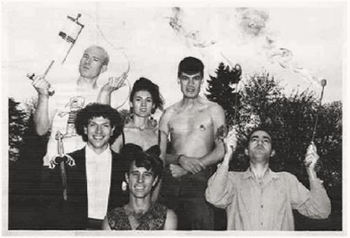The Original Jim Rose Circus Sideshow Troupe