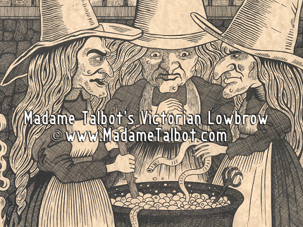 Three Macbeth Witches
