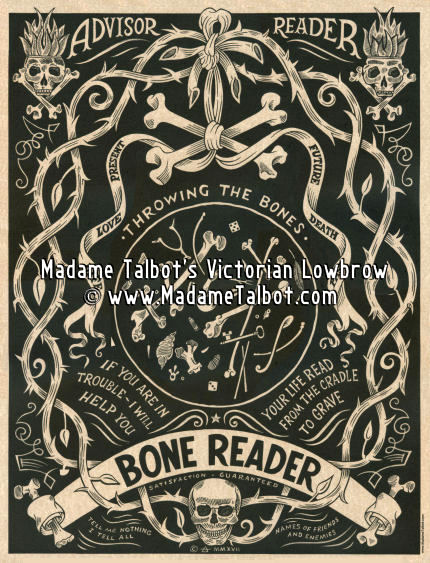 The Bone Reader Poster