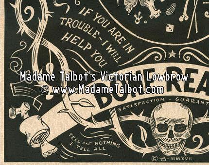 The Bone Reader Poster