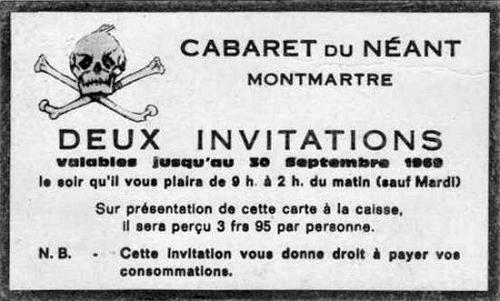 Cabaret du Néant