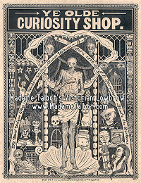 Ye Olde Curiosity Shop Poster