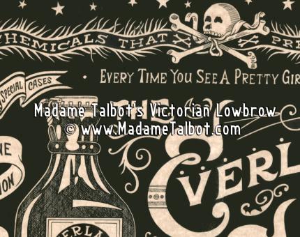 Everlast Necromort Embalming Fluid Poster