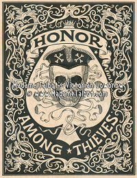 Honor Among Thieves Poster