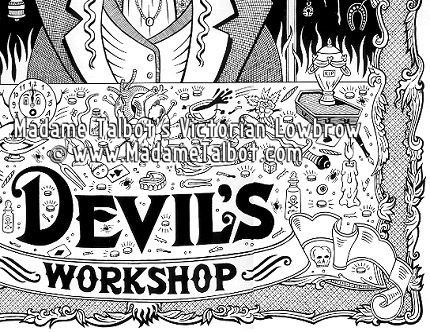 Idle Hands Are The Devil's Workshop Poster