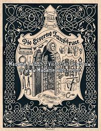 Iron Maiden - Die Eiserne Jungfrau Poster