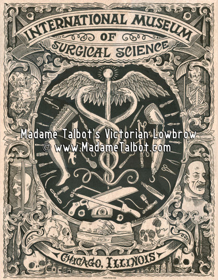 International Museum of Surgical Science Poster