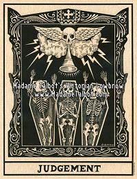 Judgement Tarot Poster