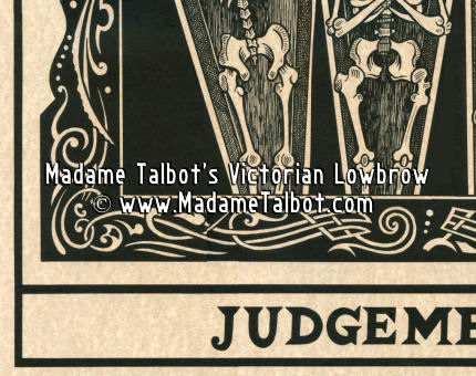 The Judgement Tarot Poster
