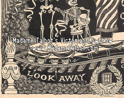 Madame Talbot S Victorian Lowbrow Abraham Lincoln S