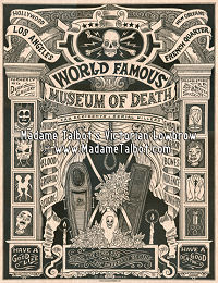 The Museum of Death Poster