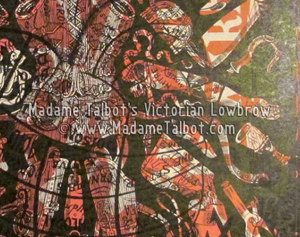 Madame Talbot Makeready Offset Poster No.6