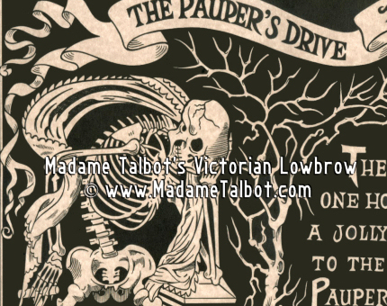 The Pauper's Drive Poster