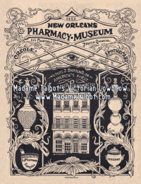 The Pharmacy Museum Poster