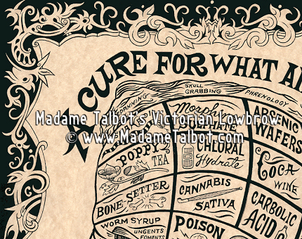 A Cure For What Ails You Poster