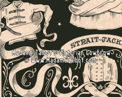 Strait-Jacket Poster