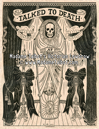 Talked to Death Poster