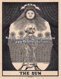 The Sun Tarot Poster