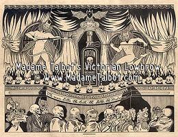 Victorian Drugs Quack Poster