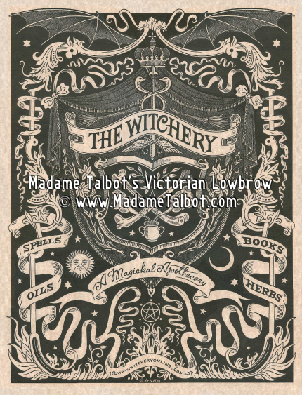 The Witchery Poster