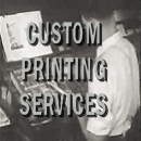 Special Custom Offset Printing Services