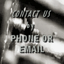Contact Us by Phone or Email