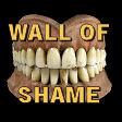 Wall of Shame Copyright Infringements