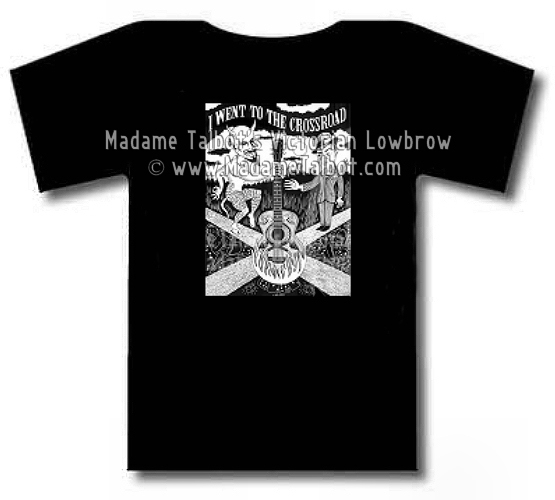 Devil and the Crossroads Black T-Shirt