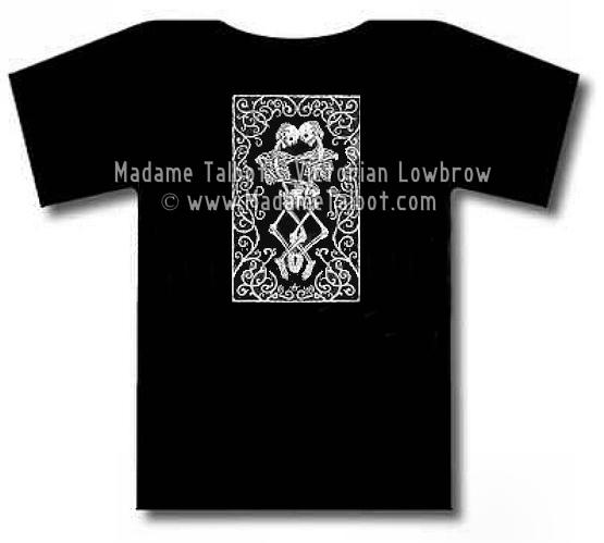 Till Death Do Us Part Black T-Shirt